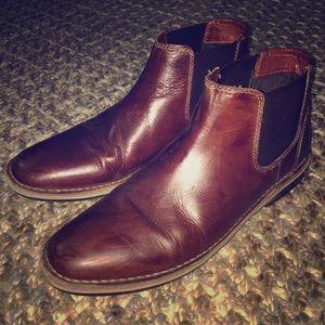Steve Madden Men's Horus Chelsea Boot - size 11